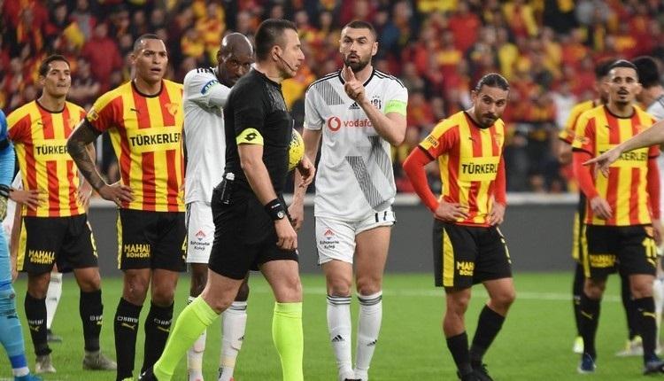 Beşiktaş'tan IFAB'a çağrı! 'Görüşünüzü bekliyoruz'