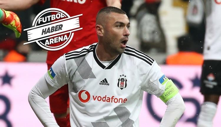 Burak Yılmaz'ın ofsayt kabusu! Süper Lig'e damga vurdu