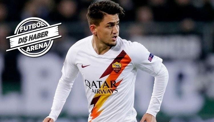 Cengiz Ünder'e Jose Mourinho'dan transfer kancası