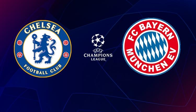 Chelsea - Bayern Münih maçı canlı ve şifresiz izle (Şampiyonlar Ligi Bein Sports 2 canlı İZLE)