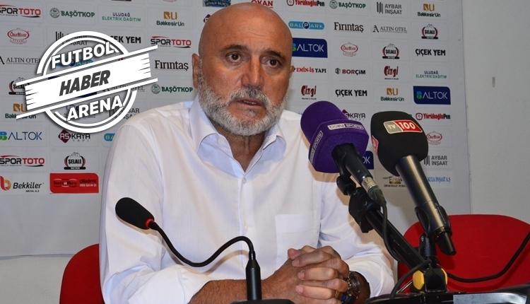 Denizlispor, Hikmet Karaman ile görüşüyor