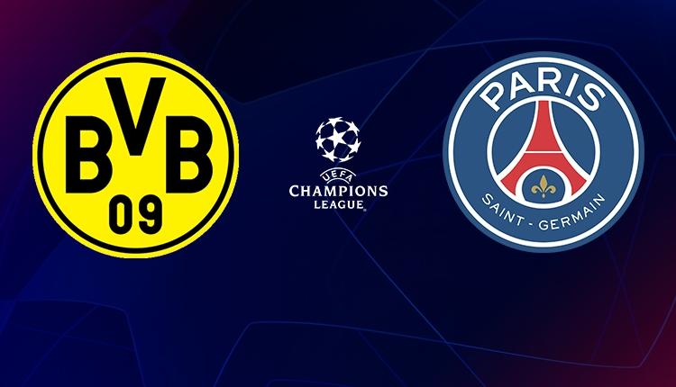 Dortmund - PSG maçı canlı ve şifresiz izle (Şampiyonlar Ligi Bein Sports 1 canlı İZLE)