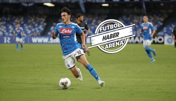 Elif Elmas Napoli'de ilk golünü attı (İZLE)