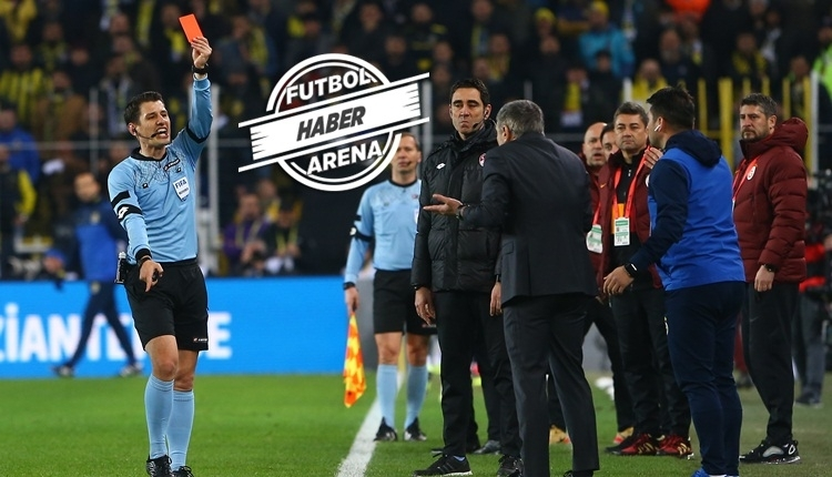 Ersun Yanal'a 1 maç ceza! PFDK'nın derbi faturası