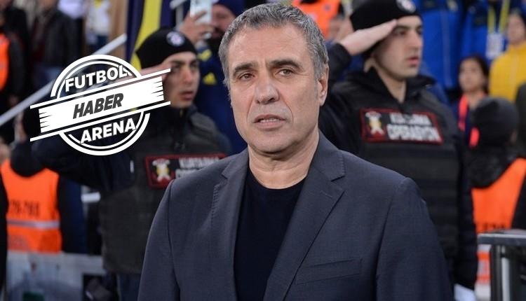 Ersun Yanal'ın kaderi Trabzonspor maçlarına bağlı
