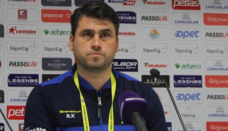 Ersun Yanal'ın yardımcısı:
