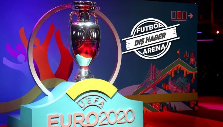 EURO 2020 için koronavirüs tehdidi! Turnuva ertelenecek mi?