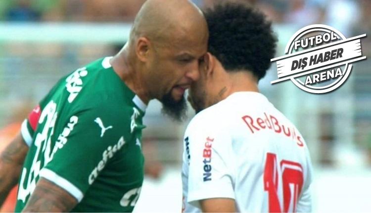 Felipe Melo yine gündemde!