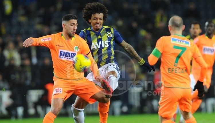 Fenerbahçe 1-1 Aytemiz Alanyaspor, Bein Sports maç özeti ve golleri (İZLE)