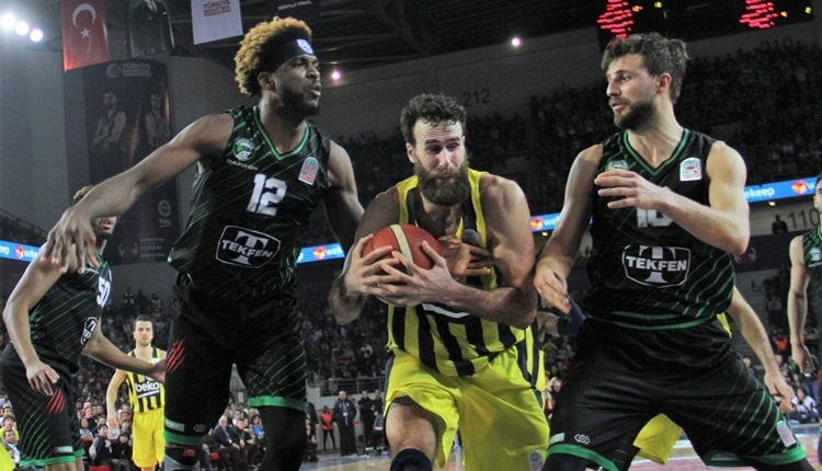 Fenerbahçe Beko, Türkiye Kupası şampiyonu oldu! Obradovic ile 11. kupa