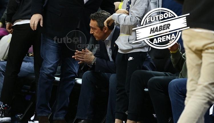 Fenerbahçe son saniyede kaybetti! Ali Koç adeta yıkıldı