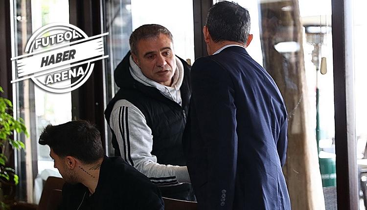 Fenerbahçe'de birlik yemeği! Ali Koç ve Ersun Yanal