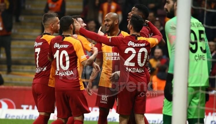 Galatasaray 4-1 Kayserispor, Bein Sports maç özeti ve golleri (İZLE)