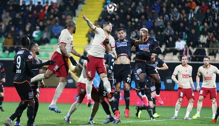 Galatasaray - Alanyaspor maçı canlı izle (Galatasaray Aytemiz Alanyaspor A Spor canlı yayın)