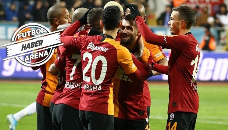 Galatasaray, Avrupa'da ilk 6'da! Devleri geride bıraktı