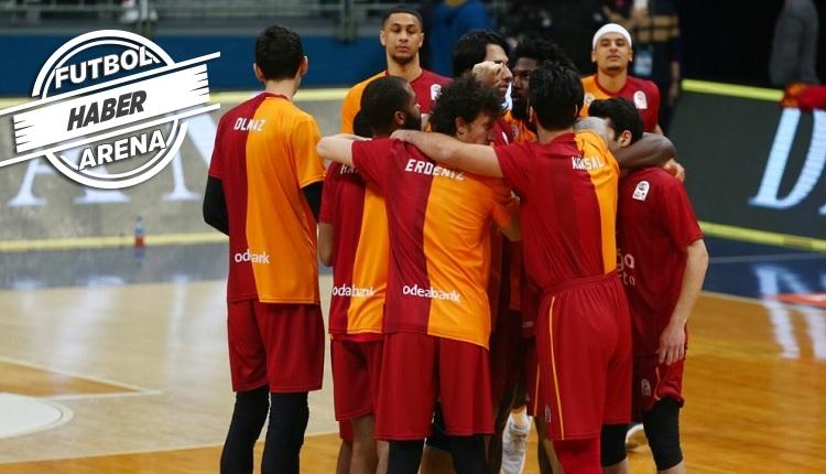 Galatasaray basketbolda 9 senelik Fenerbahçe serisini bitirdi