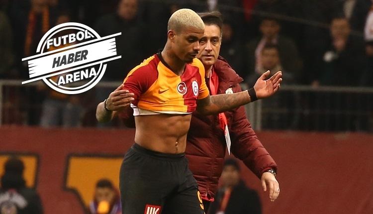 Galatasaray'a Lemina şoku! Derbide yok