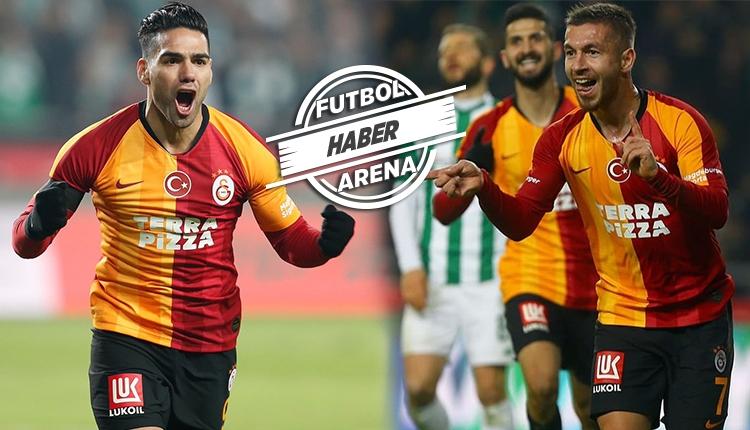 Galatasaray'da Adem Büyük kararı! Hamle oyuncusu Falcao