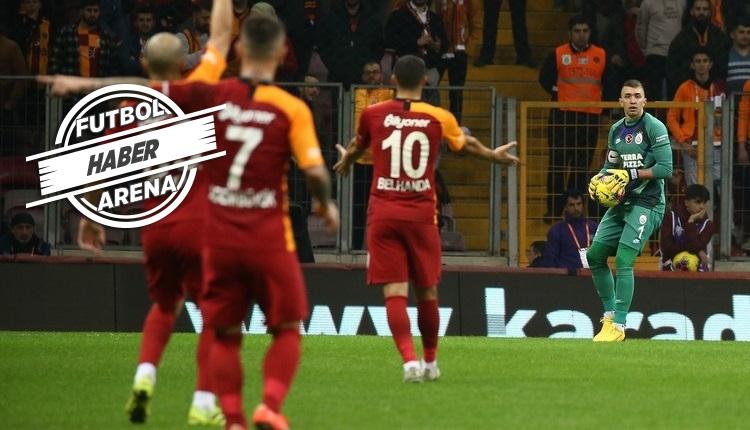 Galatasaray'da dikkat çeken rakam! Son dakikalarda golü yiyor