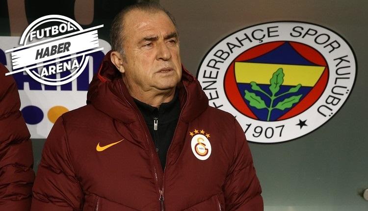 Galatasaray'da Fatih Terim'den Gençlerbirliği hamlesi