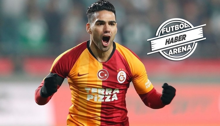 Galatasaray'da Fatih Terim'in tercihi Falcao