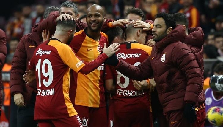 Galatasaray'ın galibiyeti için kim, ne dedi?