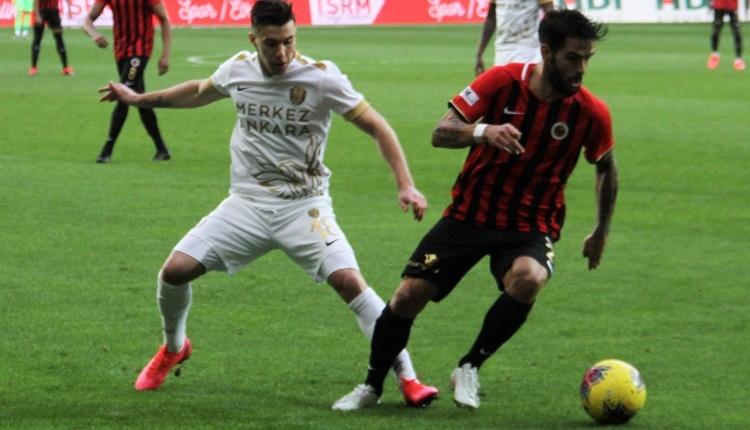 Gençlerbirliği 1-0 Ankaragücü, Bein Sports maç özeti ve golü (İZLE)