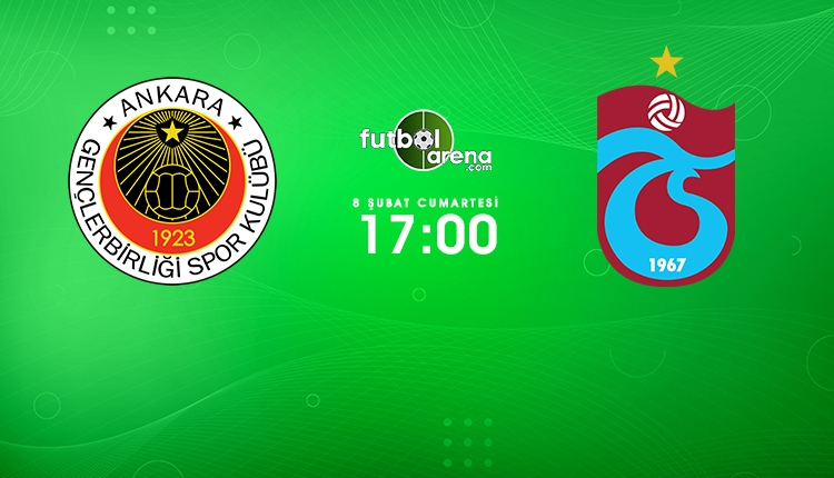 Gençlerbirliği-Trabzonspor canlı izle, Gençlerbirliği-Trabzonspor şifresiz İZLE (Gençlerbirliği-Trabzonspor beIN Sports 2 canlı ve şifresiz İZLE)