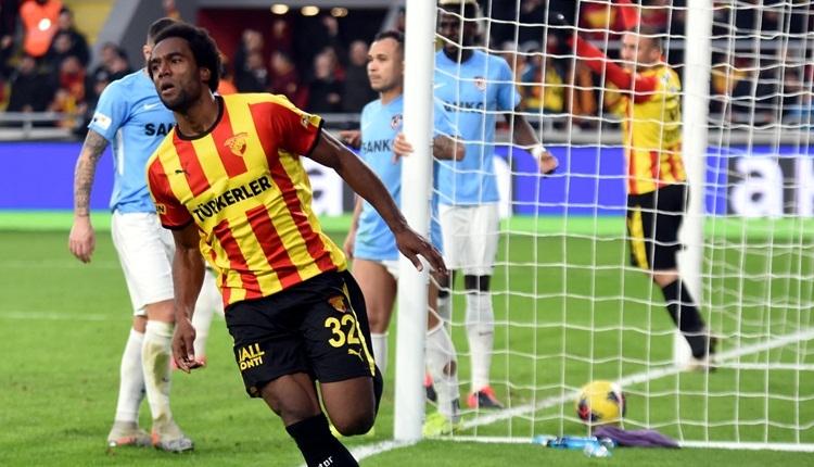 Göztepe 1-1 Gaziantep FK, Bein Sports maç özeti ve golleri (İZLE)