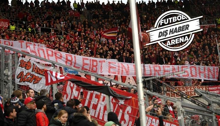 Hoffenheim sahadan çekildi! Bayern Münih maçında olay