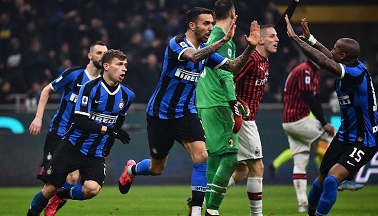 İnter 4-2 Milan maç özeti ve golleri (Moses asist izle)