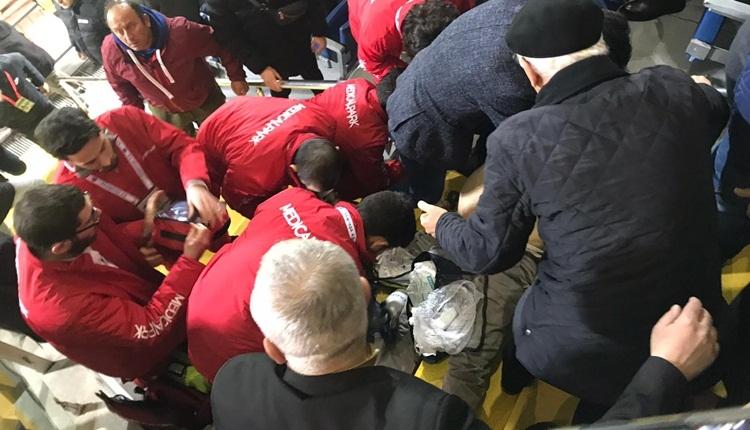 Kasımpaşa eski yöneticisi Nursal Bilgin maçta hayatını kaybetti