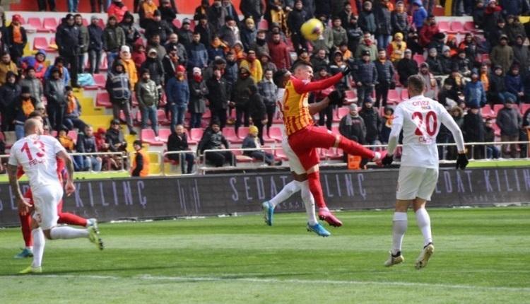 Kayserispor 2-2 Antalyaspor maç özeti ve golleri İZLE