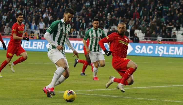Konyaspor 1-3 Göztepe, Bein Sports maç özeti ve golleri (İZLE)
