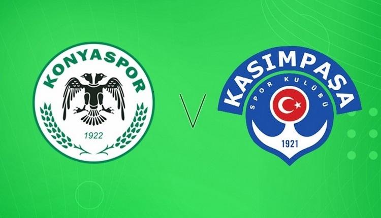 Konyaspor Kasımpaşa canlı şifresiz izle, Konya Kasımpaşa izle (beIN Sports şifresiz ücretsiz)
