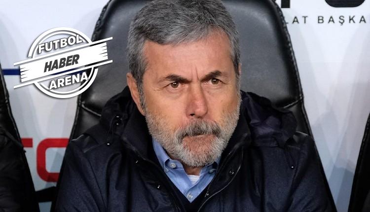 Konyaspor'da Aykut Kocaman ve yönetime istifa tepkisi