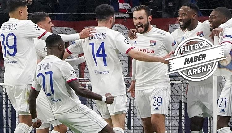Lyon 1-0 Juventus maç özeti ve golü (İZLE)