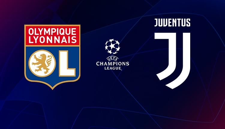 Lyon-Juventus canlı izle, Lyon-Juventus şifresiz İZLE (Lyon-Juventus beIN Sports 2 canlı ve şifresiz İZLE)