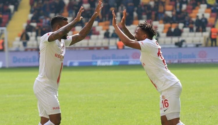 Malatyaspor 1-2 Antalyaspor maç özeti ve golleri İZLE