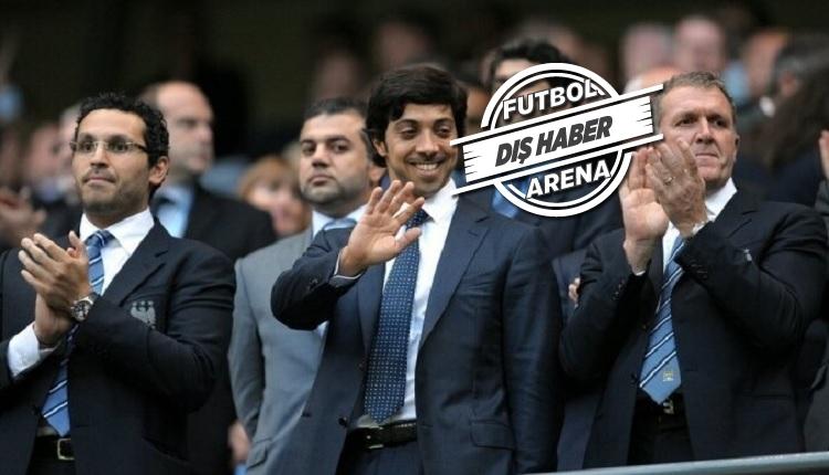 Manchester City'den açıklama: