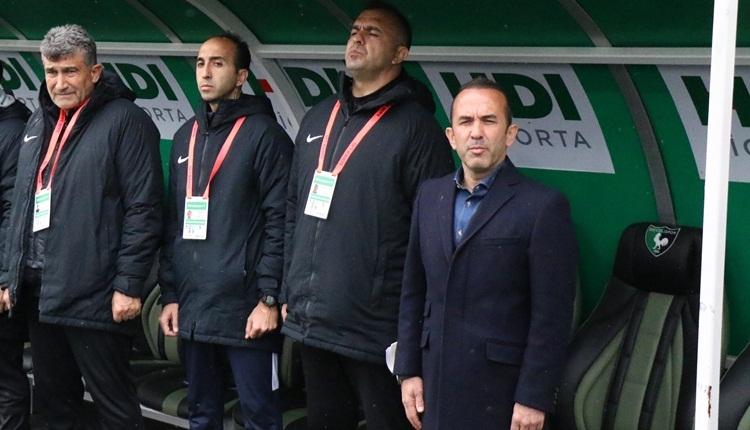 Mehmet Özdilek'ten istifa yanıtı! 'Kaos ortamı daha kötüye götürür'