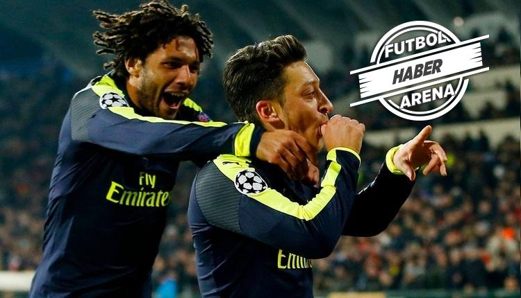 Mesut Özil için Fenerbahçe sözleri! 'Fenerbahçe marşları söylüyor'