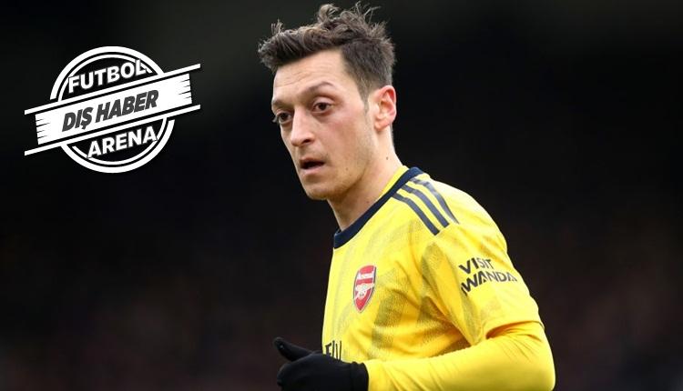 Mesut Özil'den transfer sözleri! 'Sözleşmem bitince...'