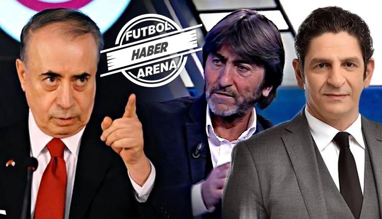 Mustafa Cengiz'in canlı yayınına Rıdvan Dilmen bağlandı!
