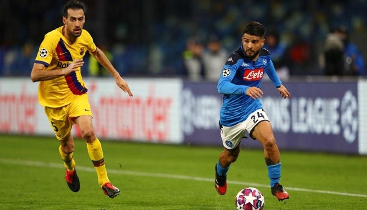 Napoli 1-1 Barcelona maç özeti ve golleri (İZLE)