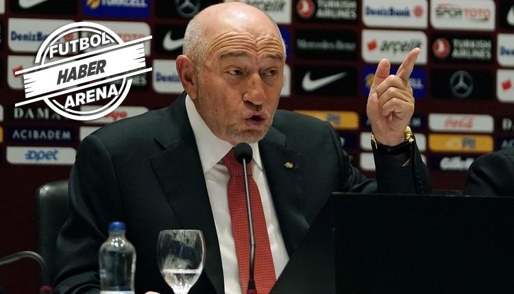 Nihat Özdemir'den istifa iddialarına yanıt! 'Kalemimi kırardım'