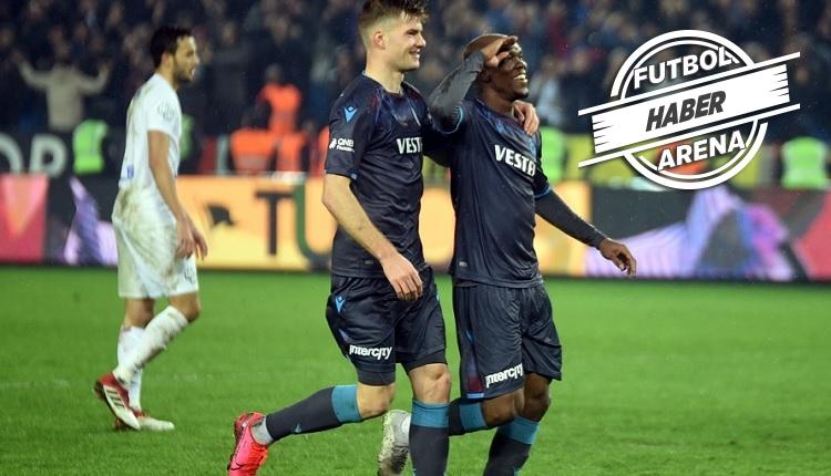 Nwakaeme fırtınası! 45 dakikada 1 gol 2 asist 1 penaltı kazandırdı