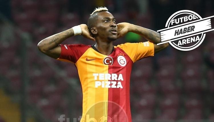 Onyekuru Galatasaray'a döndü! İlk maçında asist yaptı
