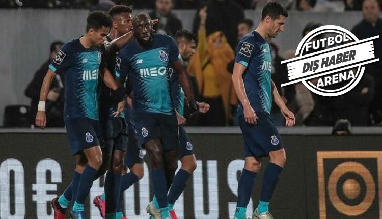 Portekiz'de ırkçı saldırı! Porto'da Marega sahayı terk etti
