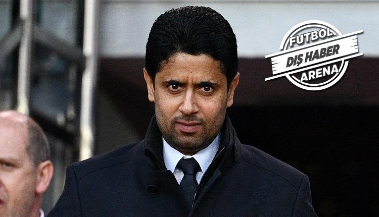 PSG Başkanı Nasser Al Khelaifi'ye yolsuzluk suçlaması
